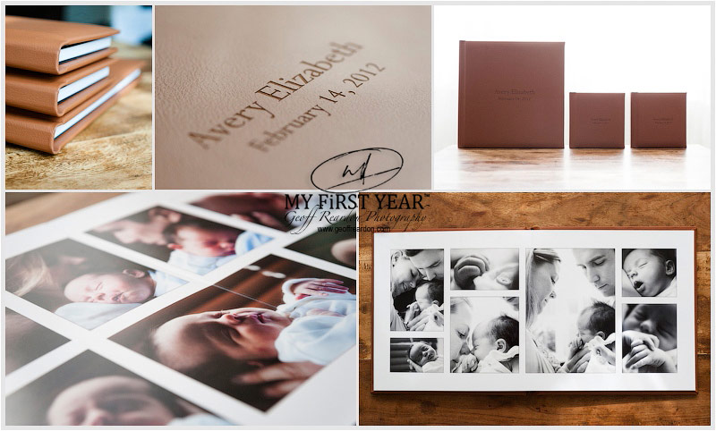 Avery's My First Year™ Album – Geoff Reardon Blog