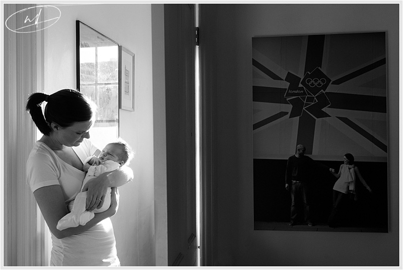 from pre-wedding to wedding to baby. Image on the right © Chris Hanley Photography. Look how far we've come Chris :)