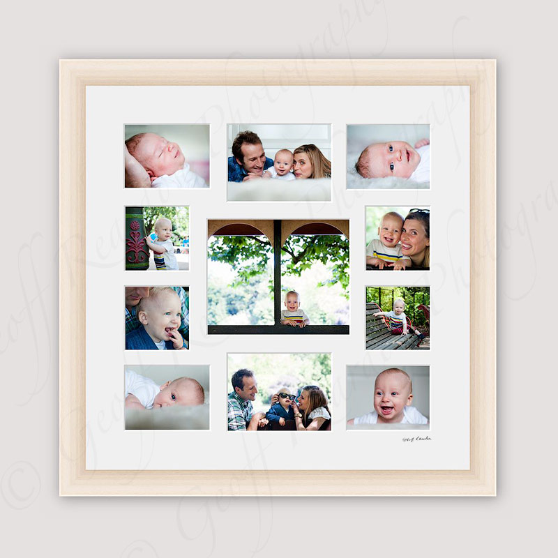 Alfie\'s My First Year™ Frame – Geoff Reardon Blog